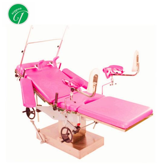 China Obstetric Operating Room Table Delivery Bed Electric