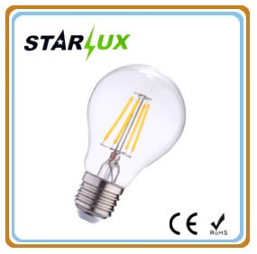 LED Light Bulb LED Filament Lamp 4W PS55/PS60 E27 Warm Color/Cool Color