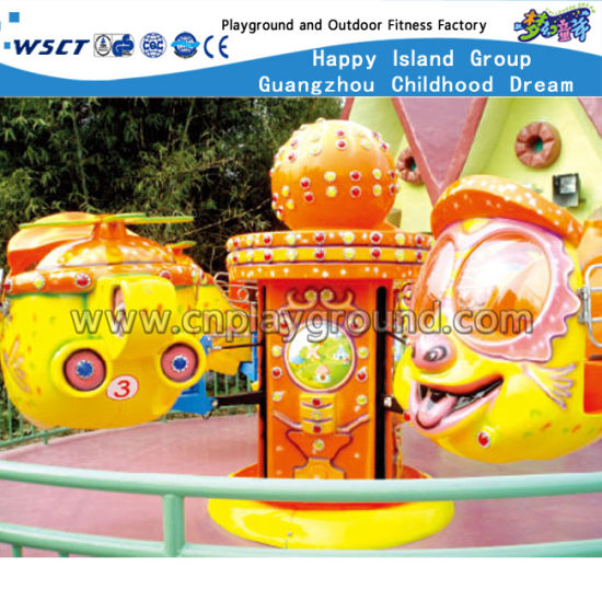 Cheap Amusement Park Carousel Automatic Hydraulic Airplane (A-11201) pictures & photos