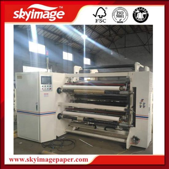 High Speed Paper Slitting Machine with Utmost Quality