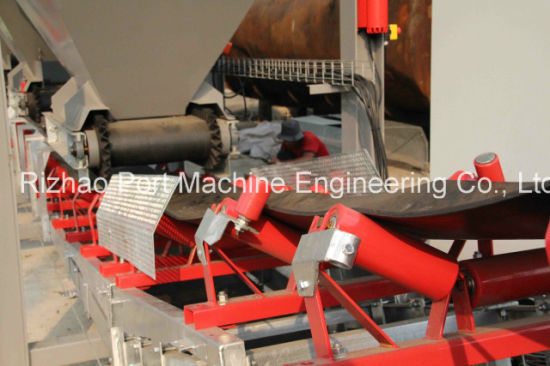 SPD JIS Standard Belt Conveyor Roller, Belt Conveyor Idler pictures & photos