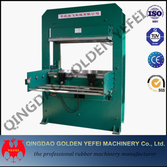 Vulcanizing Press Rubber Machine Hydraulic Press Vulcanizer Machine pictures & photos