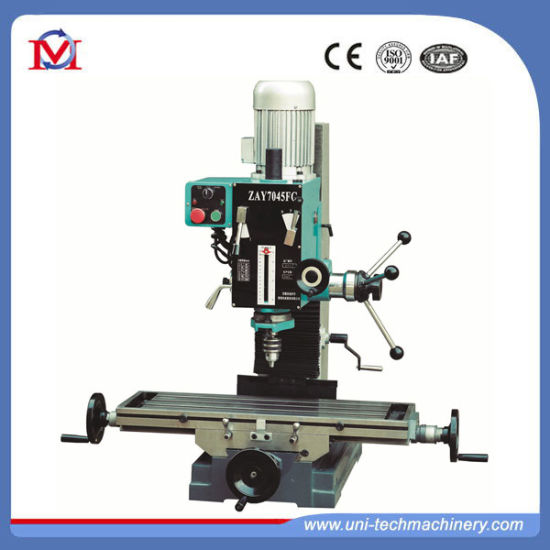 Mini Drilling and Milling Machine (ZAY7045FG-1) pictures & photos