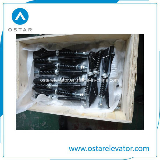 Elevator Parts with Spring Rubber, Rope Attachment (OS49-01) pictures & photos