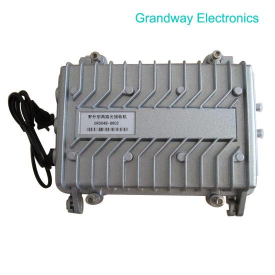 CATV Two - Way Optical Receiver (GW-SOR400)