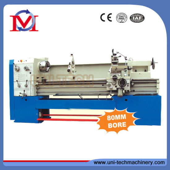 Ce Approved High Speed Precision Lathe Machine (CH6240C)