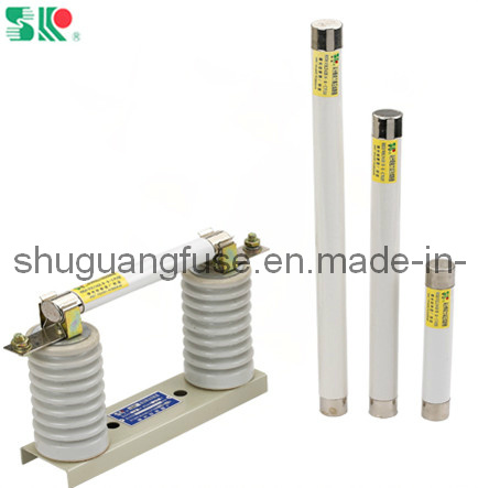 HRC High Voltage DIN Medium Voltage Indoor Fuse pictures & photos
