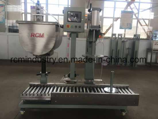 High Quality Liquid Filling Machine for Paint & Coating pictures & photos