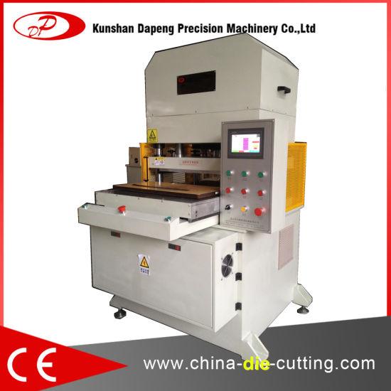 Die Cutting Machine with Kiss Cut for Foam Insulation