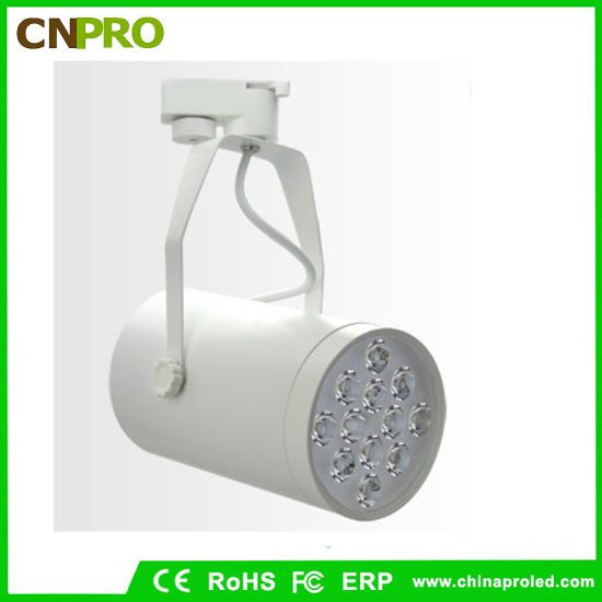 12w Led Track Light White Color Lighting Manufacturer Original