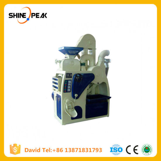 Combined Rice Mill Machine with Rice Cleanner, Rice Huller, Rice Polisher Together pictures & photos