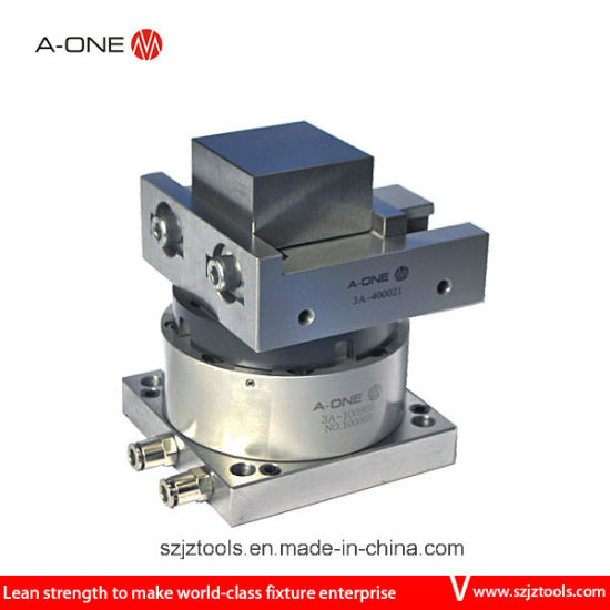 CNC Lathe Multi-Functional Drill Jaw Chuck for Machining Center 3A-100905 pictures & photos