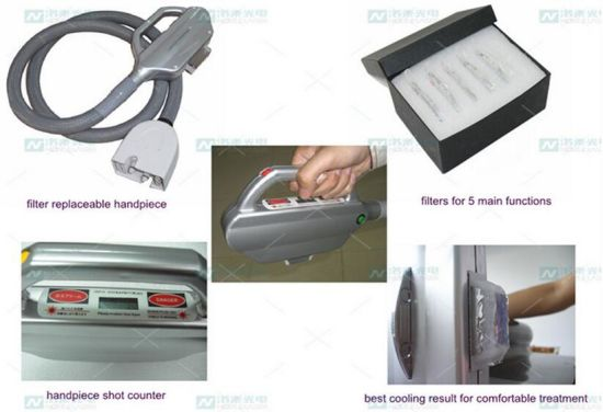 Shr Hair Removal Machine pictures & photos