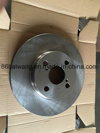 Brake Disc Rotor for Opel Car 569059 pictures & photos