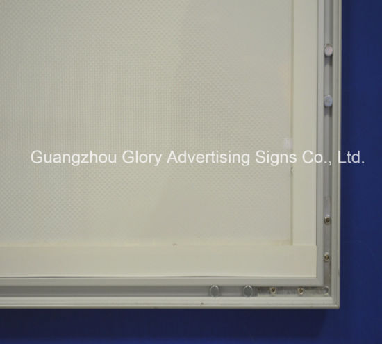 China Factory Price Magnetic Lighted Acrylic Display Frame - China ...