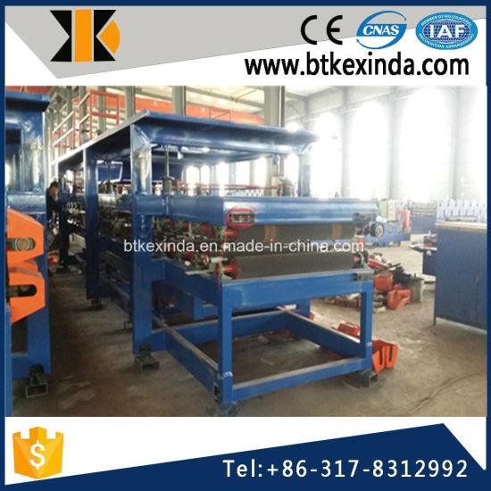 China Kxd EPS, Rock Wool Sandwich Panel Machine - China EPS