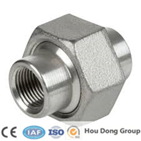 Stainless Steel 304 Cast Pipe Fitting 1-1//2 NPT Female Coupling Class 150