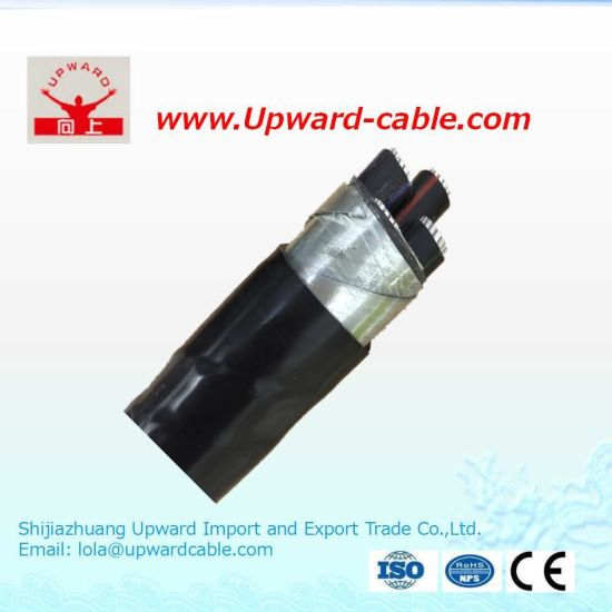 XLPE Insulation PVC Sheath Re Aluminum Alloy Power Cable pictures & photos