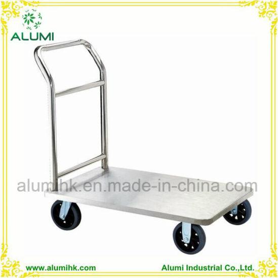 Flatbed Hand Trolley Platform Hand Truck