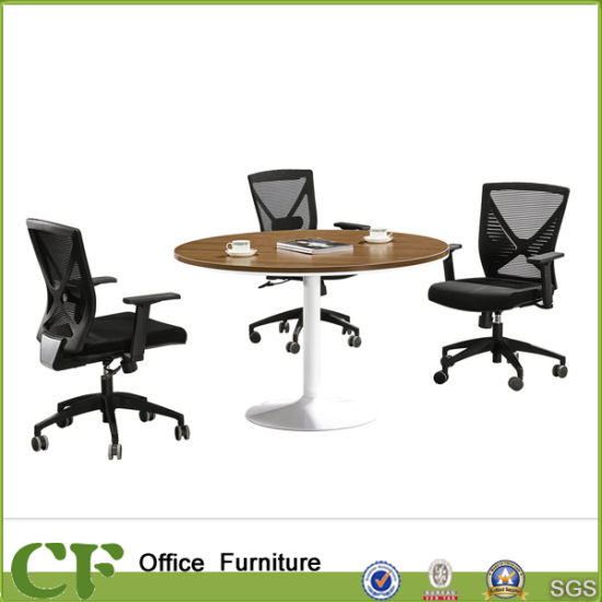 China Office Round Coffee Table Small Meeting Conference Table - Small round office conference table