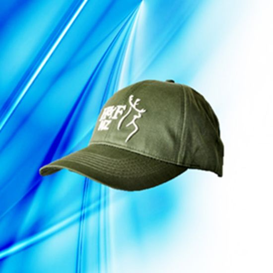 100% Polyester Man′s Camouflage Cap pictures & photos