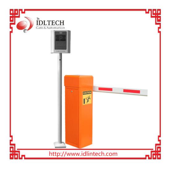 Parking Barrier with RFID Reader