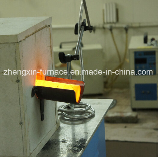 Hot Forging Furnace Induction Heater for Gear/Roller/Rod/Tube (100kw) pictures & photos