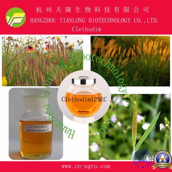 Good Quality Herbicide Clethodim (92%TC, 50%TK, 360g/lEC, 240g/lEC, 12%EC)