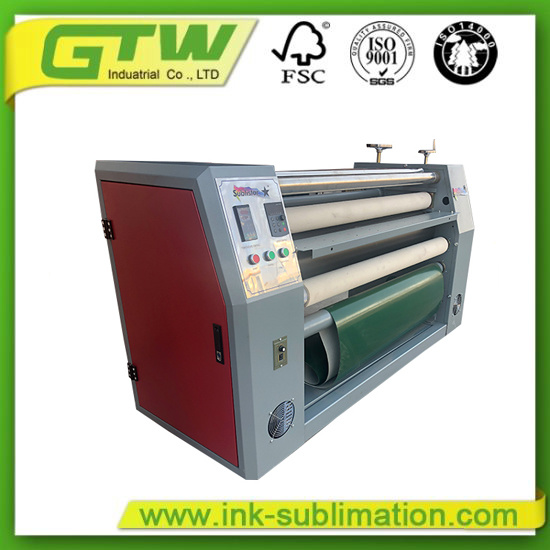 200mm*1.7m Roller Heat Press Machine for T-Shirt Printing