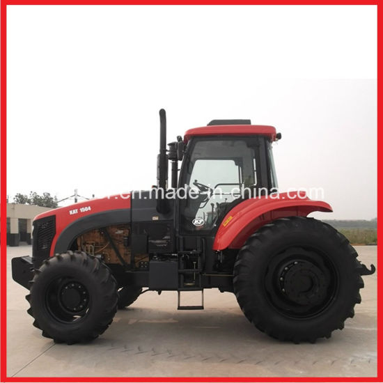 150HP Agricultural Tractor, Four Wheeled Farm Tractor (KAT 1504) pictures & photos