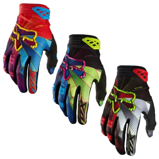 Hot Sale Fox Design Motorcross Gloves for Rider (MAG16) pictures & photos