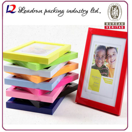 Cardboard Photo Frame/Plastic Picture Frame (Ys02)