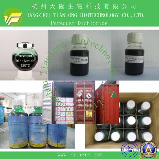 Paraquat (42%TK, 200SL)-Herbicide