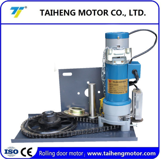DC 24V Automatic Roller Shutter Door Motor with UPS