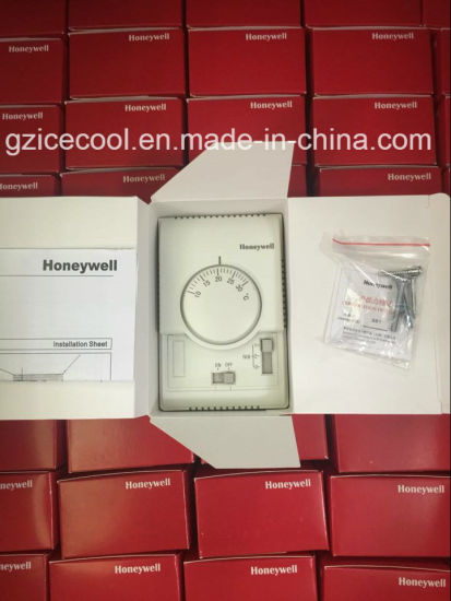 Honeywell Room Thermostat for Central Air-Conditioning T6373A1108