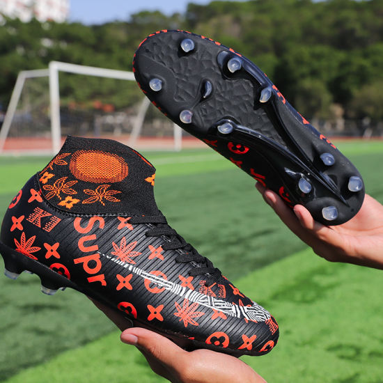 Design Football Boots Soccer Shoes
