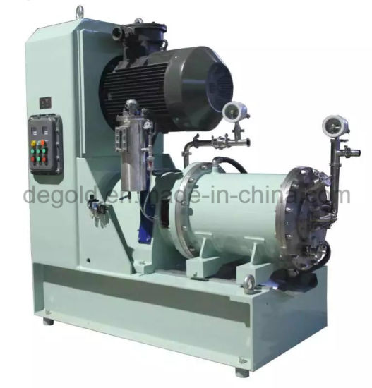 10 Liters Pin Type Horizontal Bead Mill for Wet Grinding pictures & photos