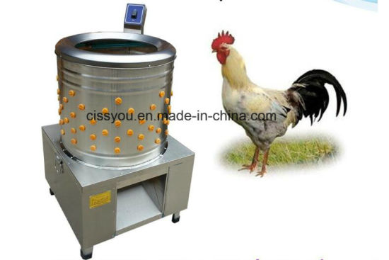 Duck Goose Chicken Poultry Feather Plucking Plucker Machine pictures & photos