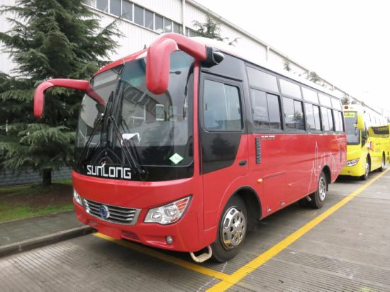 2017 29 Seats Used Luxury Passenger Bus (Slk6750) pictures & photos