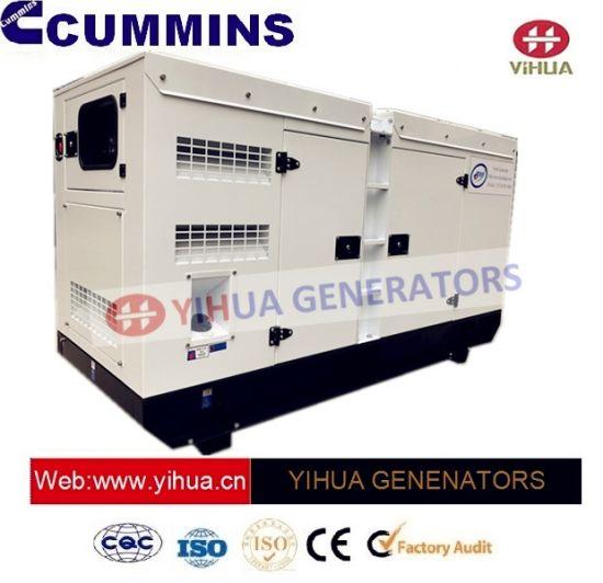 Dcec Silent Canopy Standby Power 22-275kVA 50Hz Cummins Generator[IC180131c']