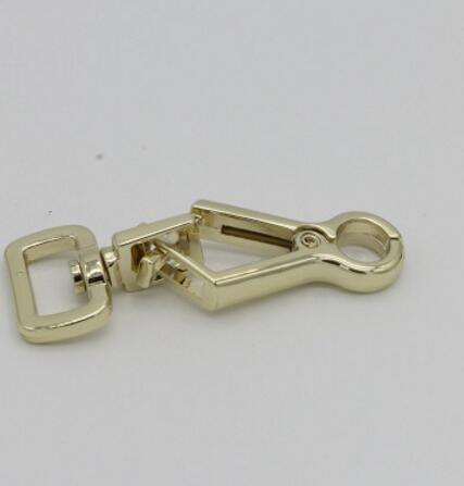 Zinc Alloy Bolt Snap Hooks with a Clip for Bag pictures & photos
