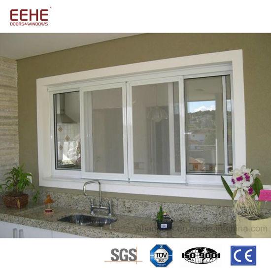 Aluminium Sliding Windows with Mosquito Net for Kenya  sc 1 st  Guangdong EHE Doors u0026 Windows Industry Co. Ltd. & China Aluminium Sliding Windows with Mosquito Net for Kenya - China ...