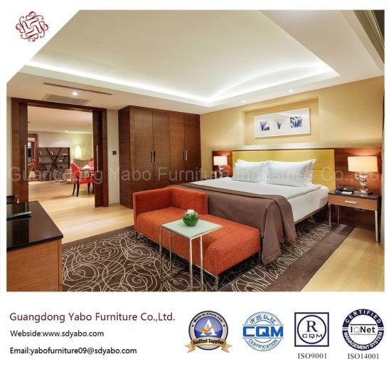 China Splendid Hotel Bedroom Furniture With Sofa Bench Yb S 13