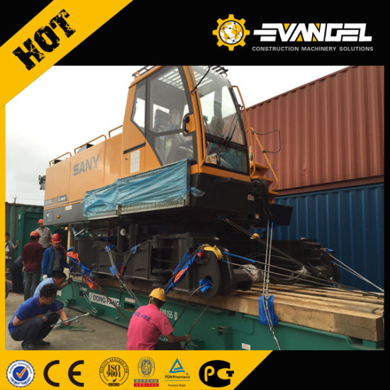 Sany Brand 100 Ton Lift Crawler Crane (SCC1000E) pictures & photos