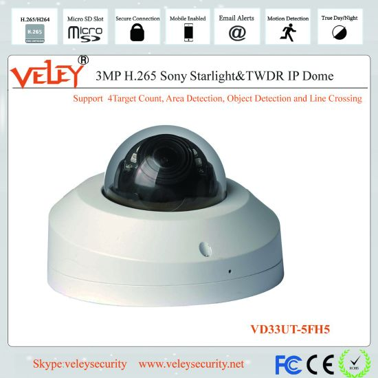 10m 3.0MP Mini IP Web Camera From CCTV Cameras Suppliers pictures & photos