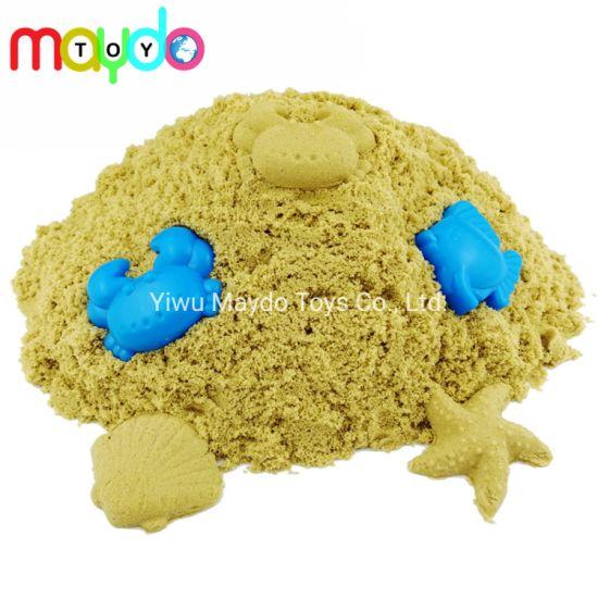 Wholesale Bulk Kinetic Sand DIY Educational Play Sand Toy