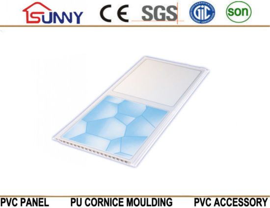 Hot Stamping Transfer Printing PVC Ceiling Wall Panel