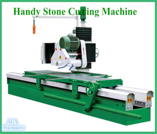 Cost Effective Stone Edge Cutter Equipment Granite Marble Cutting Pictures Photos