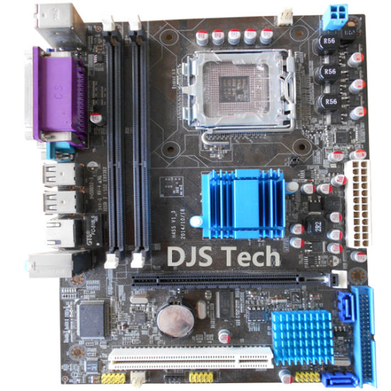 GS45 Chipset LGA 775 Support DDR3 ATX Motherboard pictures & photos