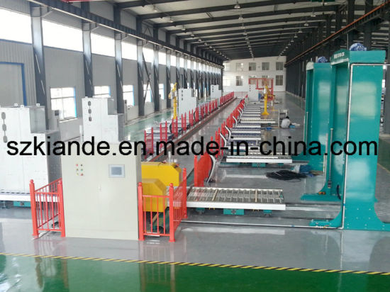Automatic Medium Voltage and Low Voltage Switchgear Assembly Line